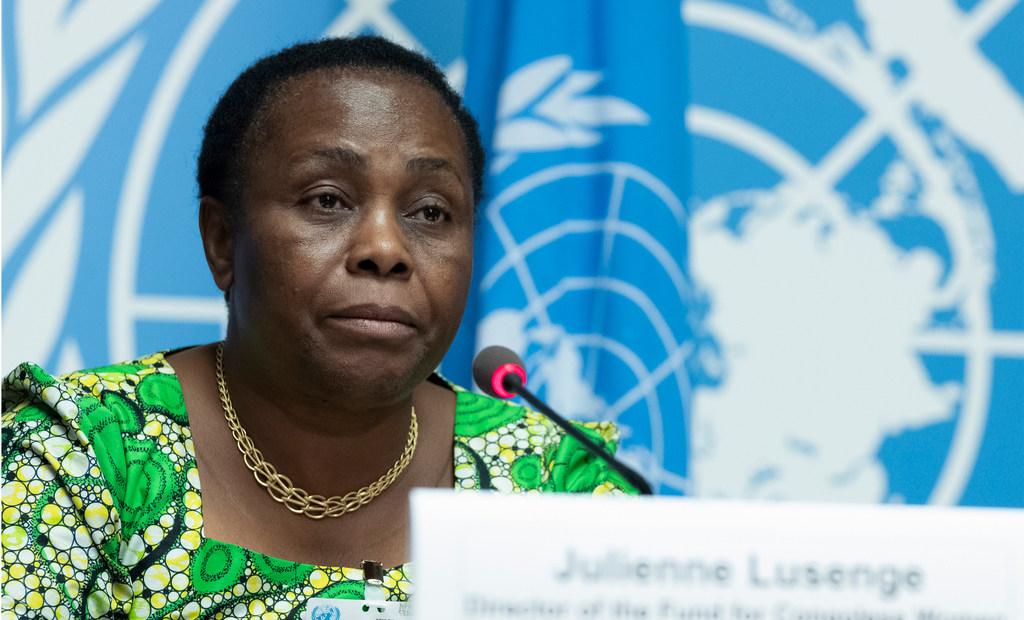 Julienne Lusenge, la militante congolaise qui veut arrêter les viols