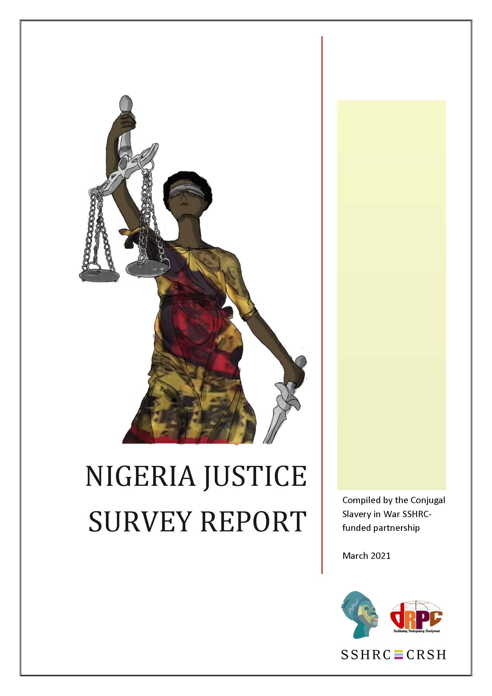 Nigeria Justice Survey Report